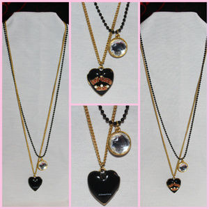 Disney Evil Queen Double Necklace